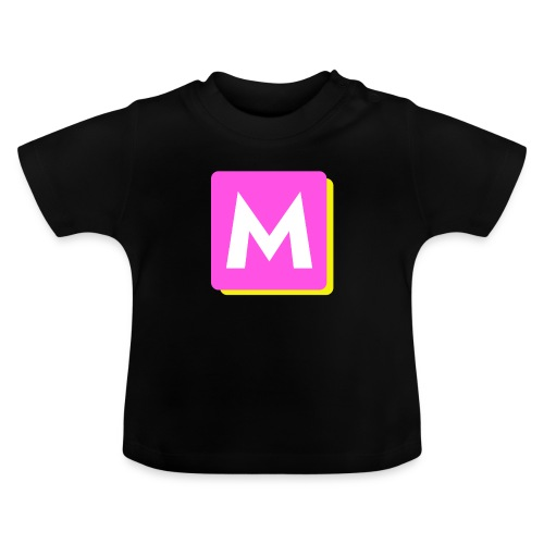 ByMINA logo - Baby T-shirt