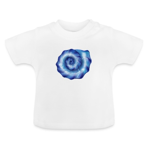 Galaktische Spiralenmuschel! - Baby T-Shirt