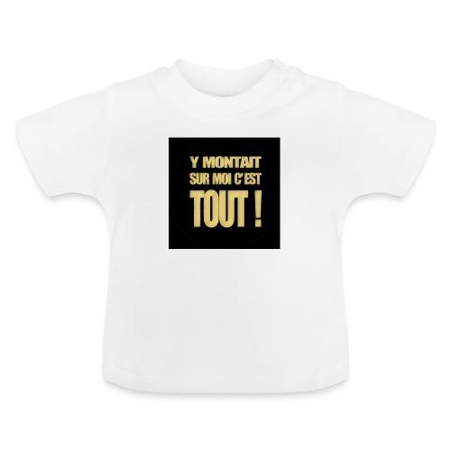 badgemontaitsurmoi - T-shirt Bébé