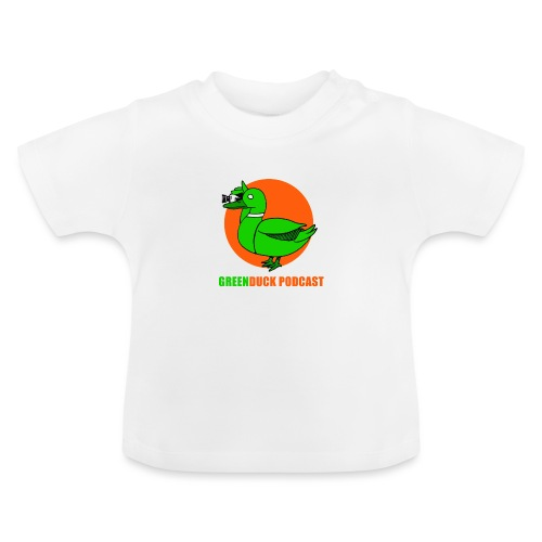 Greenduck Podcast Logo - Baby T-shirt