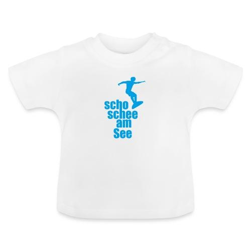 scho schee am See Surfer 02 - Baby T-Shirt