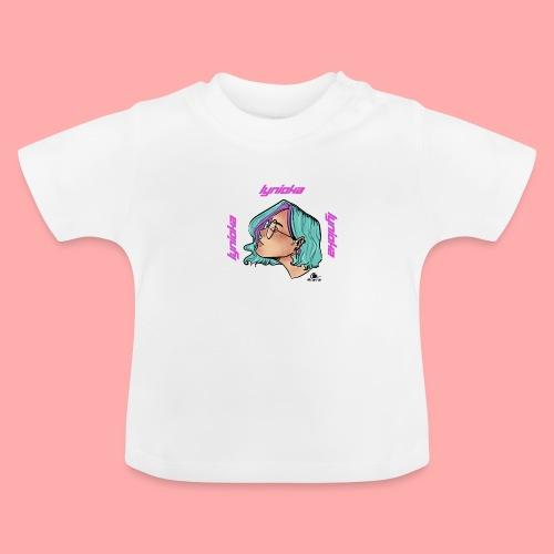 Lynioka Purple Up - T-shirt Bébé