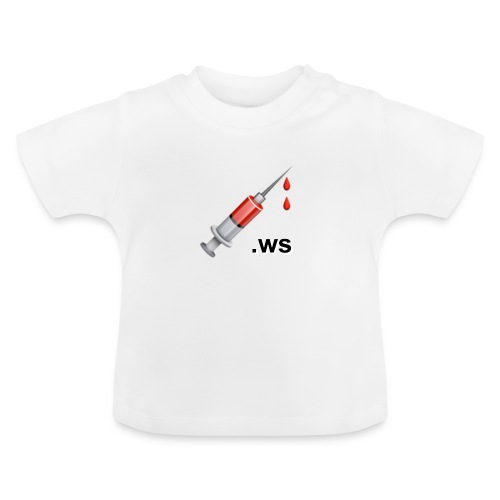 Spritze, 💉.ws - Baby T-Shirt