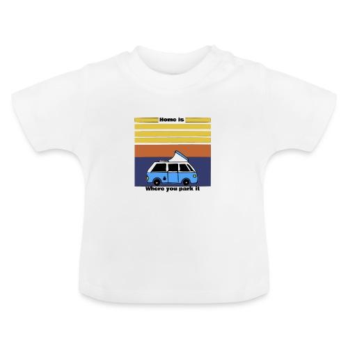 Van Life - Maglietta per neonato