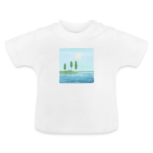 zomertijd - T-shirt Bébé