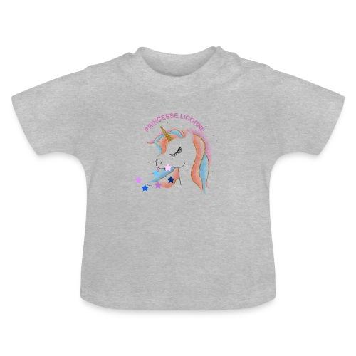 Princesse licorne - T-shirt Bébé