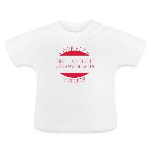 Curves - Vauvan t-paita