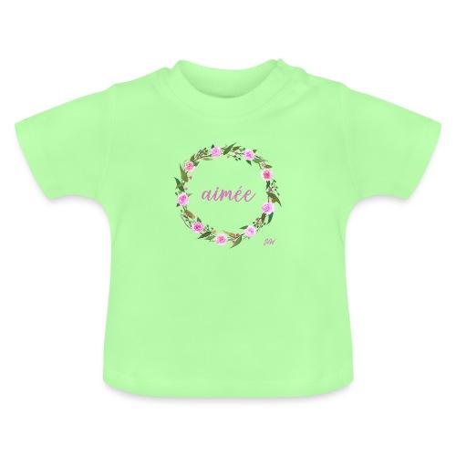COURONNE4aimeeb - T-shirt Bébé