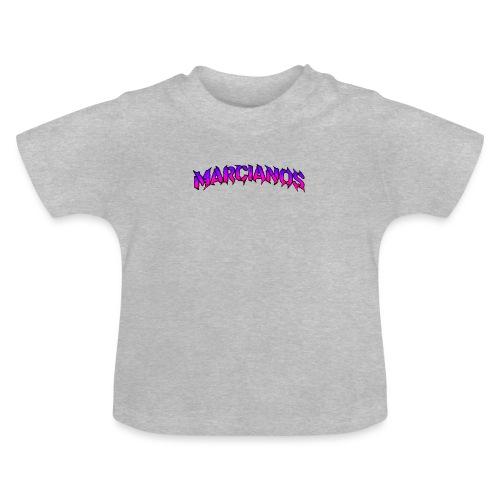 Logo Marcianos Trap - Camiseta bebé