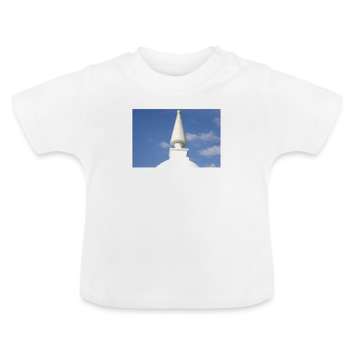 Stupa in Zalaszántó [2] - Baby T-Shirt