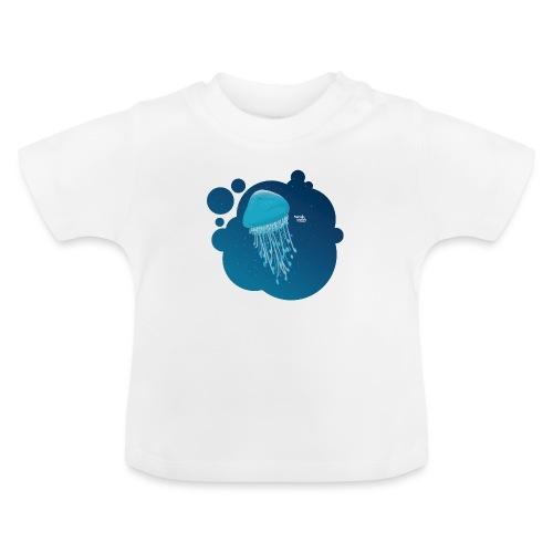 Grosse méduse - T-shirt Bébé