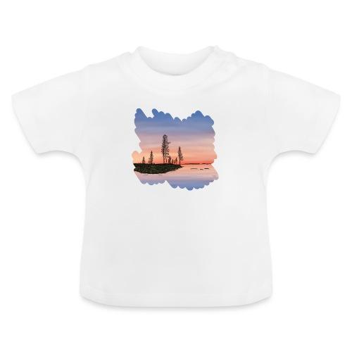 Zomer in Lapland - T-shirt Bébé
