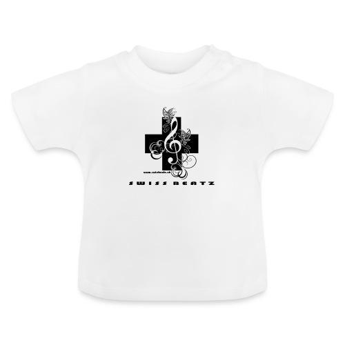 Swiss Beatz Logo with L - Baby T-Shirt