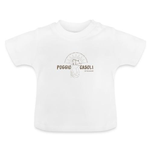 Poggio Casoli_Istituzionale - Maglietta per neonato