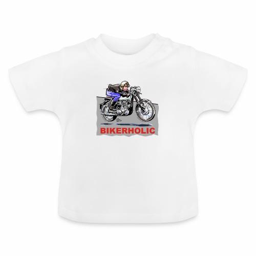 bikerholic - Baby T-Shirt