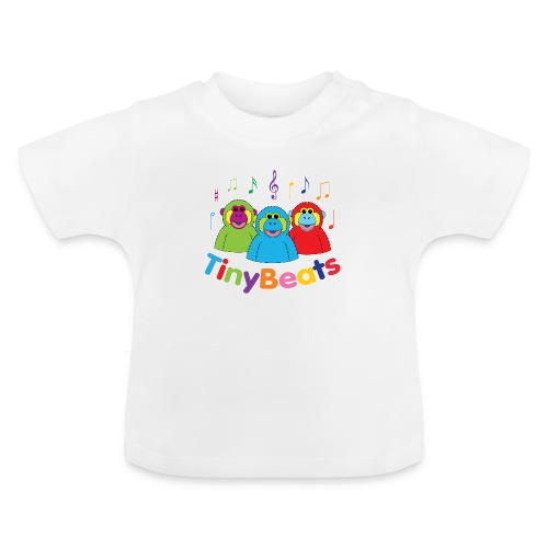 TinyBeats - Baby T-Shirt