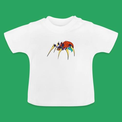 spider man frankenstein monster computer icons car - Maglietta per neonato