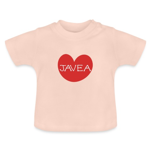 LOVE JAVEA - Camiseta bebé
