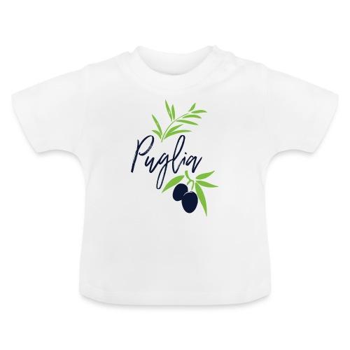 Puglia - Maglietta per neonato