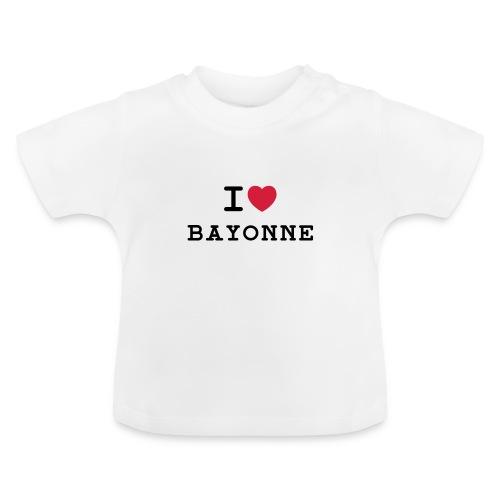 ilovebayonne - T-shirt Bébé
