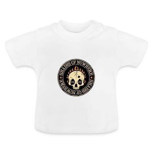 tpaitaa4mustapallo - Vauvan t-paita