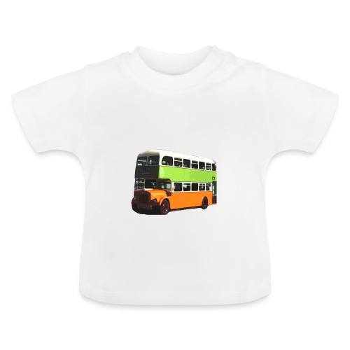 Glasgow Corporation Bus - Baby T-Shirt