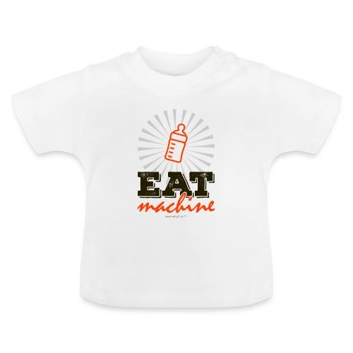 Eat machine - T-shirt Bébé