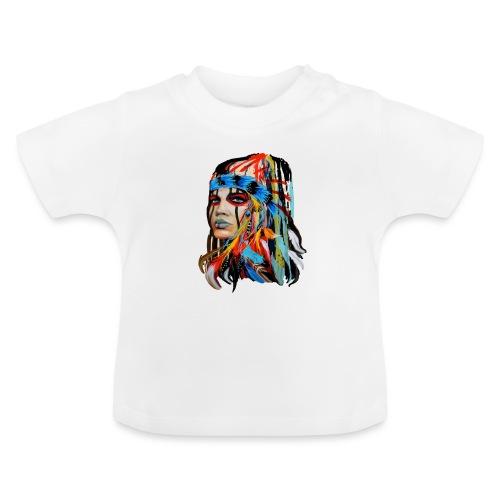 Pióra i pióropusze - Koszulka niemowlęca