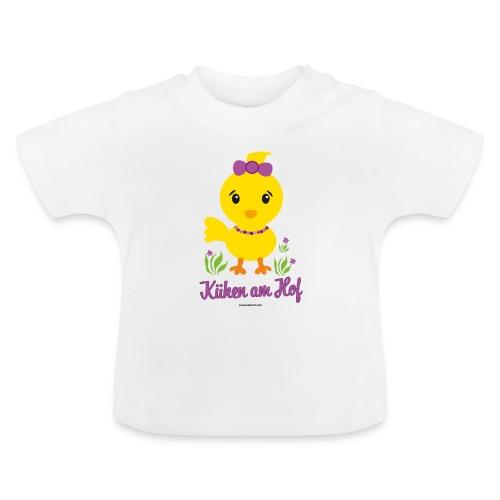 Ostern für kleine Mädchen - Baby T-Shirt