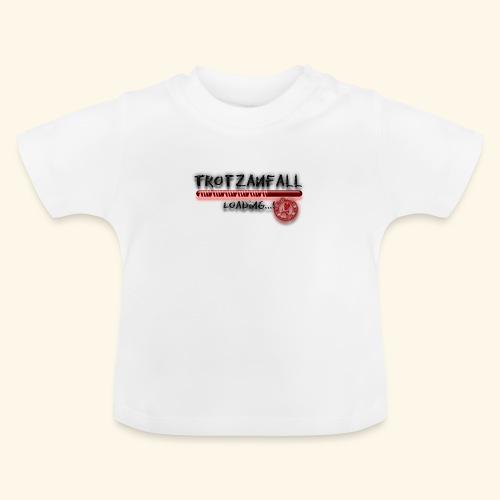 Ladebalken Trotzanfall - Baby T-Shirt