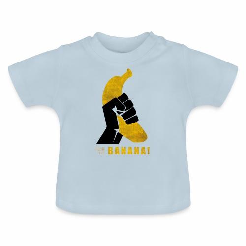 Join the Banana ! Wankil - T-shirt Bébé