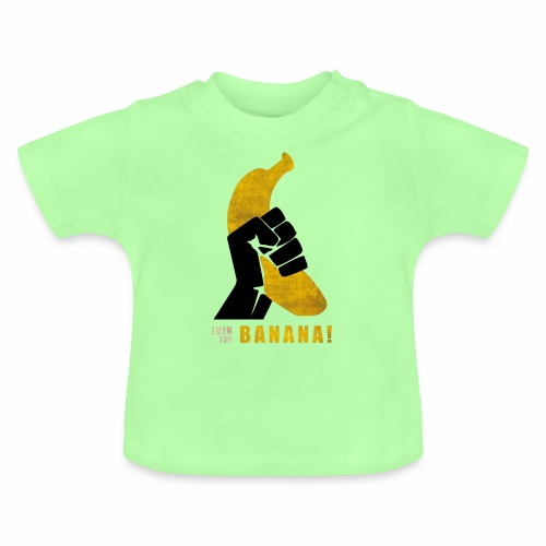Join the Banana ! Wankil - T-shirt Bébé