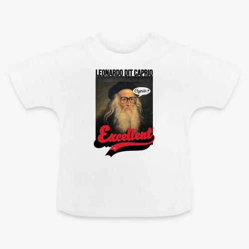 XCLLT - Leonardo dit Caprio - T-shirt Bébé