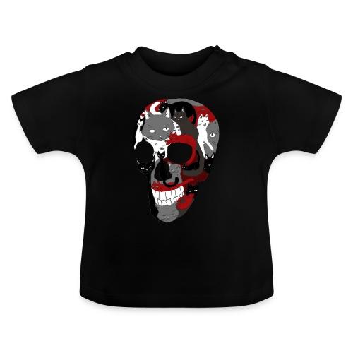 Crâne of the cat - T-shirt Bébé