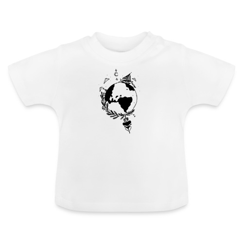Discover the world - Baby T-shirt