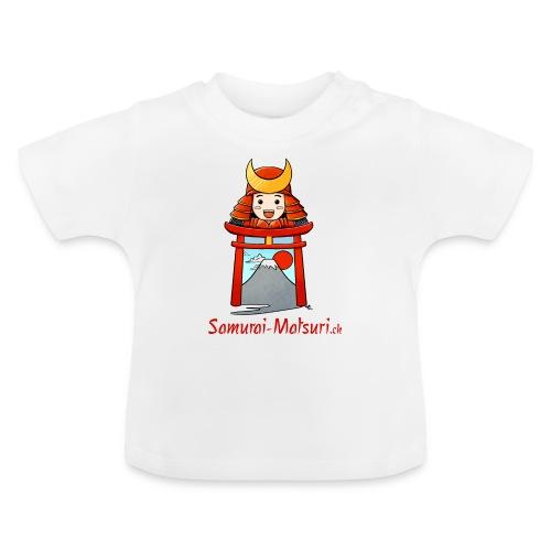 Samurai Matsuri Torii - Baby T-Shirt