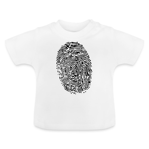 Fingerabdruck - Baby T-Shirt