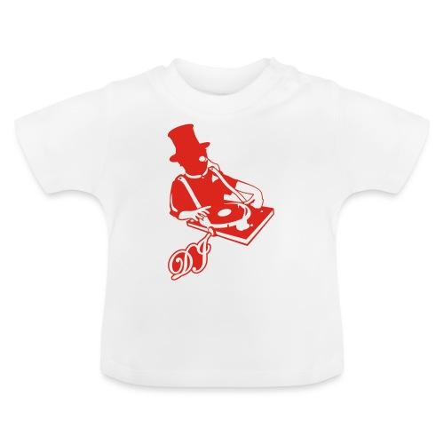 DJ Anno 1887 © forbiddenshirts.de - Baby T-Shirt