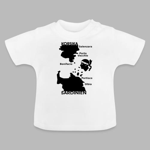 Korsika Sardinien Mori - Baby T-Shirt