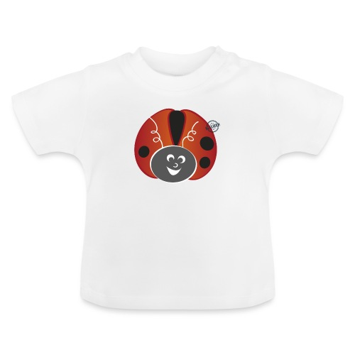Ladybug - Symbols of Happiness - Baby T-Shirt