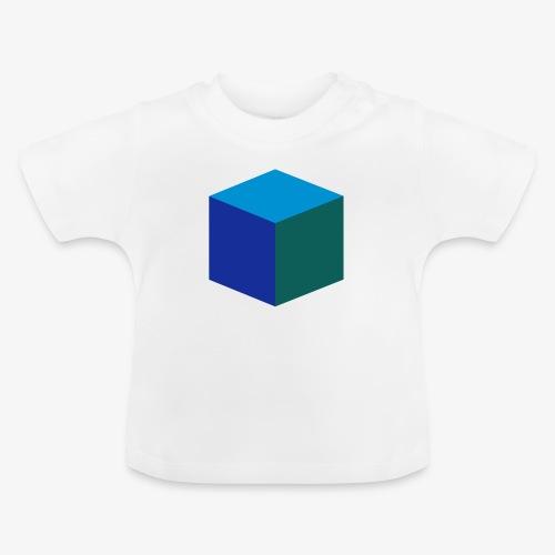 Cube - Baby-T-skjorte