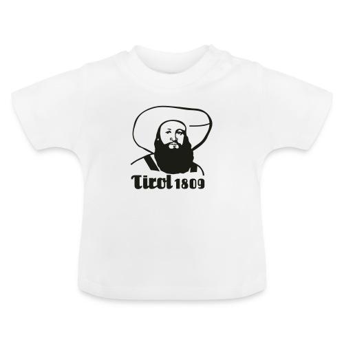 Andreas Hofer Silber1 - Baby T-Shirt