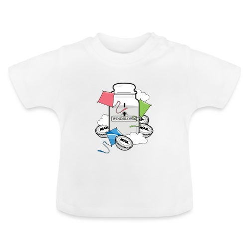 WINDBLOWN png - Baby T-Shirt