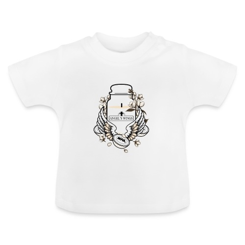 ANGELSWINGS png - Baby T-Shirt