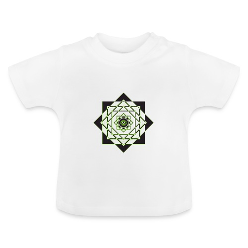 star pattern png - Baby T-Shirt