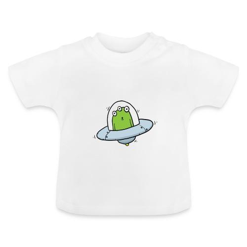 Flying Visit Alien - Baby T-Shirt