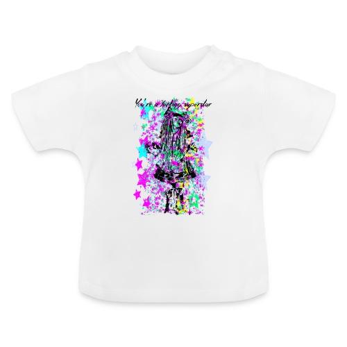 SUPERSTAR unisex - Camiseta bebé