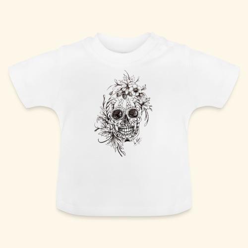 SkullDrawings - Baby-T-shirt