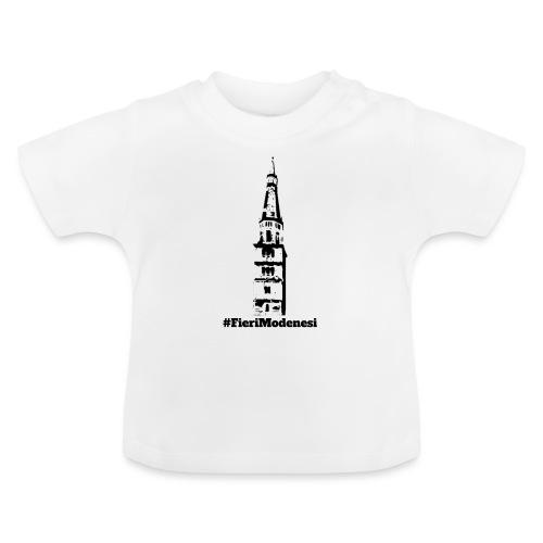 #FieriModenesi - Maglietta per neonato