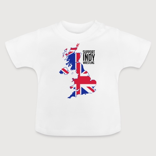 Indy Britain - Baby T-Shirt